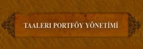 Taaleri Portföy<br /> * Sistem Kurulumu Hizmeti